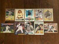 Felix Hernandez - Seattle Mariners - 10 Baseball Card Lot - No Duplicates