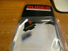 FACTORY RUGER GP100 RED RAMP FRONT SIGHT NEW IN PACKAGE ALSO FITS SOME REDHAWKS