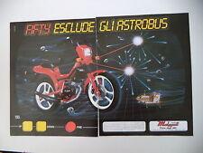 advertising Pubblicità 1984 MALAGUTI FIFTY TOP 50