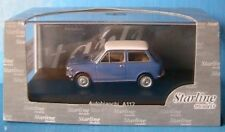 AUTOBIANCHI A112 BLEU STARLINE 506823 1/43 BLAU BLUE ITALIA WHITE ROOF