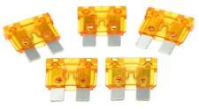 5 Stück 40A 40 A Ampere ATC Sicherung Standard-KFZ-Flachstecksicherung