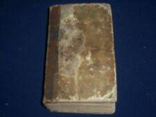 1838 THE UNION BIBLE DICTIONARY - NICE ILLUSTRATIONS - PHILADELPHIA - KD1997