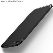 Ultra Thin Slim Skin TPU Soft Case Matte Protective CoverFor iPhone 5S BLACK