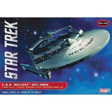 POLAR LIGHTS Star Trek USS Reliant 1:1000 Scale Plastic Snap Kit 906