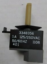 Whirlpool/Other Used Temp Control Switch W3348356