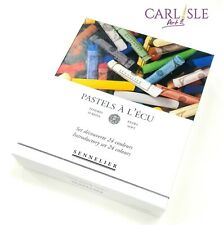 Sennelier Extra Soft Pastels - Introductory Set Of 24