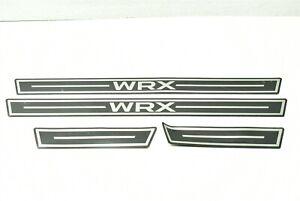 2015-2019 Subaru WRX Sill Kit E101SVA000 OEM Set of 4 15-19