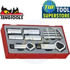 Teng 11pc Nut Screw & Bolt Remover Extractor Set TTSN11 - Tool Control System