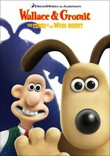 Wallace & Gromit: The Curse of the Were-Rabbit (DVD,2005)