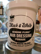 Black+White Pomade USA                     100g=3,48 E    /