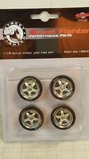 1:18 GMP STREET FIGHTER TRACK PACK WHEEL & TIRE SET - 18839 -