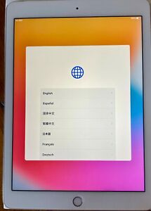 Apple iPad Air 2 32GB Wi-Fi Cellular Silver A1567 In Box