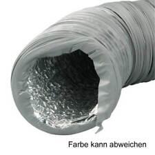 Combi-Flexrohr Alu / PVC 160mm 10m Flexrohr Lüftungsrohr Abluft für Filter & AKF