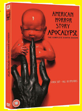 New & Sealed American Horror Story Apocalypse Season 8 (Free Shipping)
