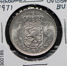 Netherlands 1971 Gulden 900185 combine