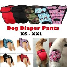 Pets Dog Physiological Pants Sanitary Diaper Female Dog Menstruation Shorts