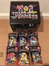 Hasbro Transformers Limited Edition Mini Figurine Complete Set (6) PrexioLimited