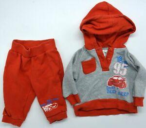 Tolles Cars Baby Set Hose Pullover von Disney Größe 68