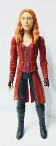 "Marvel Avengers Infinity War Scarlet Witch - Titan Hero Series Power 12"""