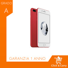 iPhone  7 PLUS 128GB RICONDIZIONATO GRADO A++ RED EDITION GARANZIA 1 ANNO