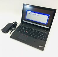 "Lenovo ThinkPad T550 Laptop i7-5600U 2.60GHz 256GB SSD 8GB RAM 15.5"" NO OS**"