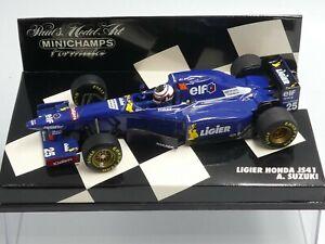 Minichamps 1:43 Aguri Suzuki Ligier JS41 F1 1995 430950025
