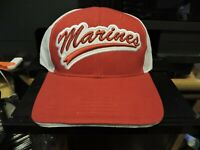 U.S. Marine Corps Ball Cap (Adjustable) All Weather/Heavy Duty