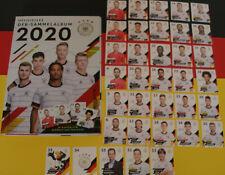 Rewe EM 2020 DFB Komplett Set alle 35 Sammelkarten / Karten + Sammelalbum Neu!