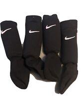 Nike Shin Quard Soccer Socks - Medium- Large - Lot - 2 Pair - Kids - Youth