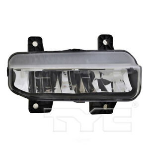 Fog Light Assembly-Regular TYC 19-6229-00