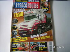 ** France Routes n°301 Renault Magnum 500 DXi / Volvo FE 320 / Evasion : Pérou