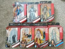 DC Multiverse figures Justice League Superman Batman Flash Wonder Woman Aquaman
