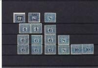 canada early revenue stamps ref r14167