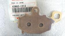 Kawasaki NOS NEW  43082-1213 Brake Pad Assy ZX ZR ER KLE Ninja 1998-2012