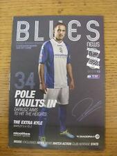 03/12/2013 Birmingham City v Doncaster Rovers  . Item in very good condition, un
