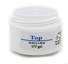 Gel sigillante klar lucido Filtro UV/Sun-Blocker TOP NAIL1EU 7ml/Gel indurente