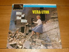 VERA LYNN - Hits Of The Blitz - 1969 UK stereo issue of the 1962 12-track LP