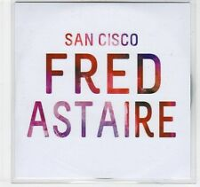 (EC236) San Cisco, Fred Astaire - 2013 DJ CD