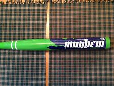 *RARE* NIW OG WORTH MAYHEM BOOGER 120 MAY120 34/26 MADE IN USA #5283401 ORIGINAL