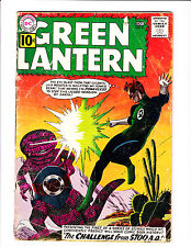 """Green Lantern   No.8      : 1961 :      : """"The Challenge From 5700 A.D.!"""" :"""