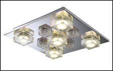 ♥ 9fl. LED Deckenleuchte Deckenlampe 78445-9 A++ 2730lm 27Watt