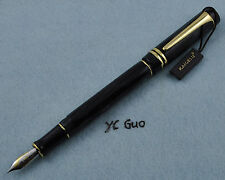 Kaigelu (kangaroo) 316 Charcoal Fountain Pen Medium Nib Without Box