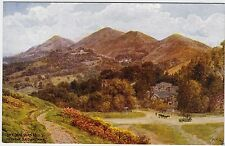 Malvern Hills Collectable Worcestershire Postcards