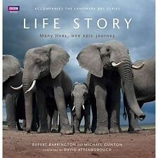 Life Story by Mike Gunton, Rupert Barrington (Hardback, 2014)