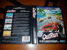 ## Out Run / OutRun - SEGA Mega Drive / MD Spiel - TOP ##