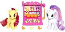 My Little Pony FIM Apple Bloom & Sweetie Belle Fun At The Fair Figures Playset!