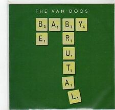 (GF26) The Van Doos, Baby Be Brutal - DJ CD