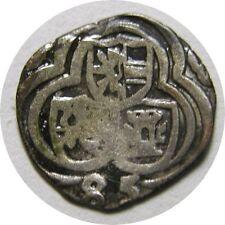 New listing elf Austria Empire Salzburg Archbishopric 1/2 Kreuzer (15)85 Silver