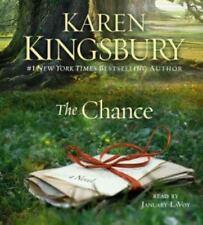 Karen Kingsbury THE CHANCE Unabridged 8 CDs *NEW* FAST 1st Class Ship!