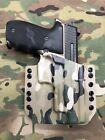 Infused Multicam Kydex Holster for SIG P226R MK25